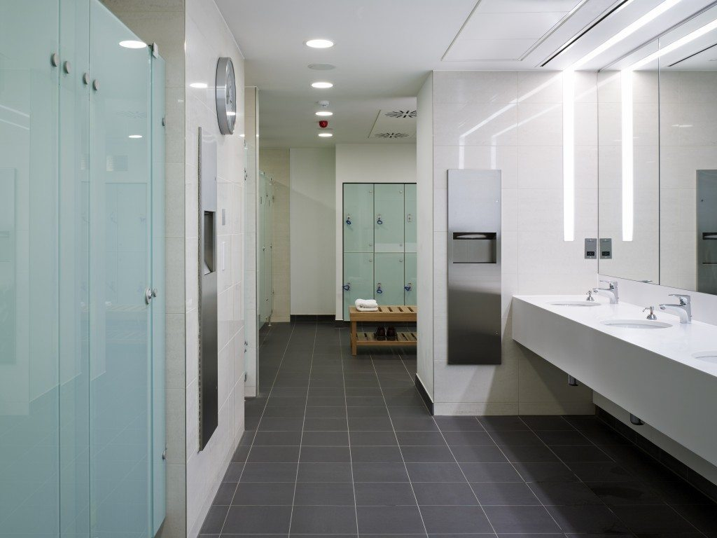 Why Changing Room Design Is As Important As Gym Design