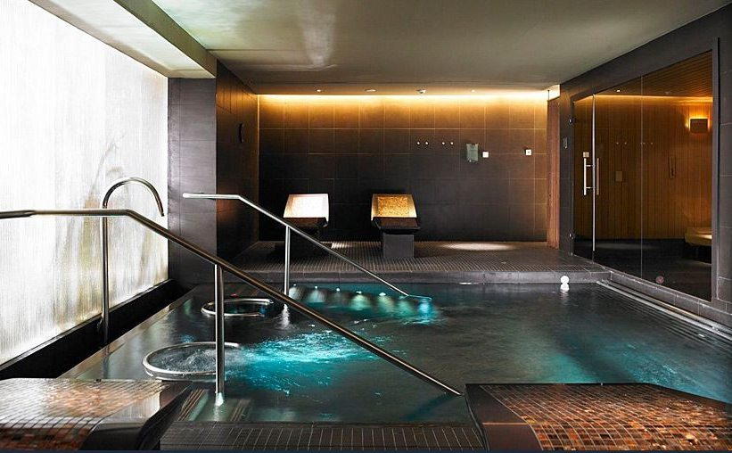 Indoor Spa Pool] Indoor Spa Pool, Indoor Pool And Spa, Indoor Pool ...