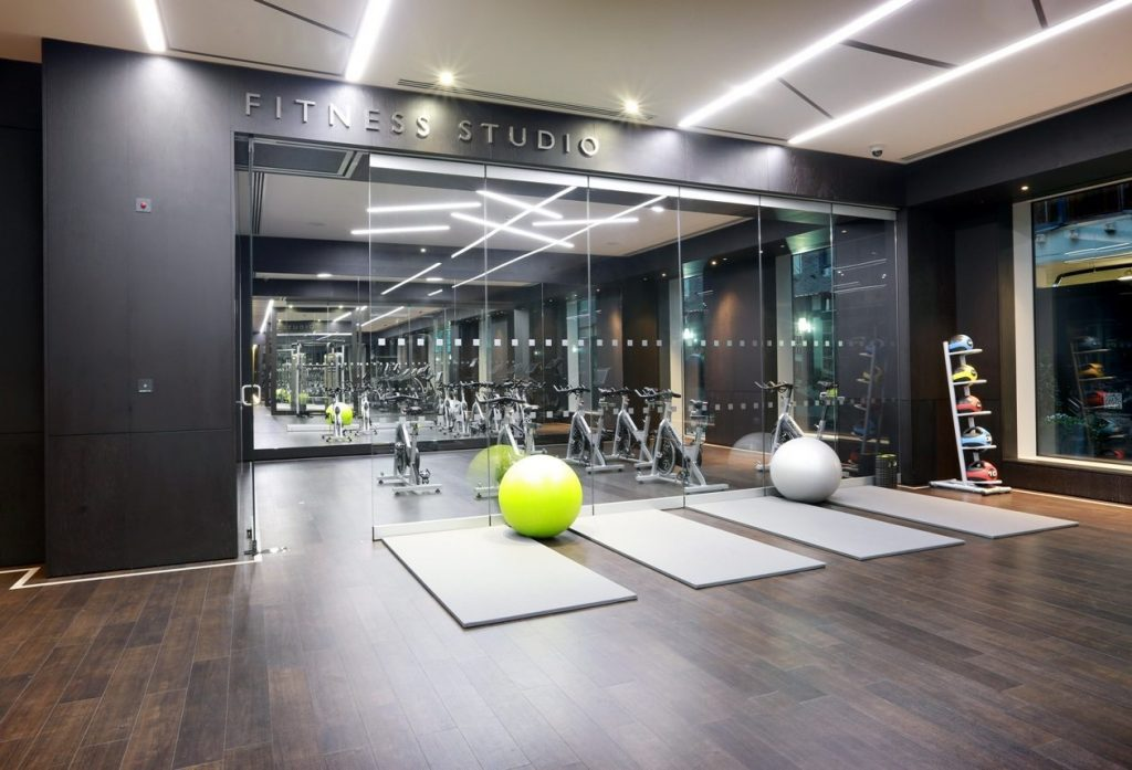 Creating luxury in residential gym design