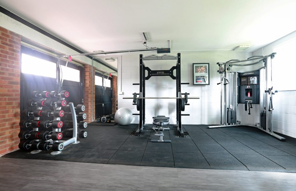 Family and private gyms can shape your childrens future