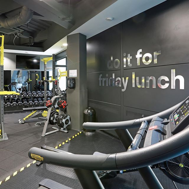 Food, fitness, fun…it's Friday! #doitforfridaylunch #nearlytheweekend #workhardplayhard