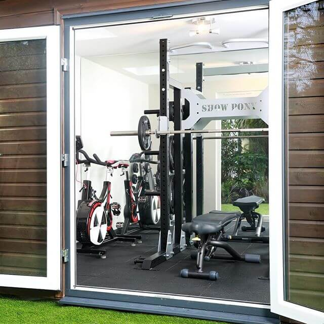 Our #gym installations arent just a great fit in the #corporate