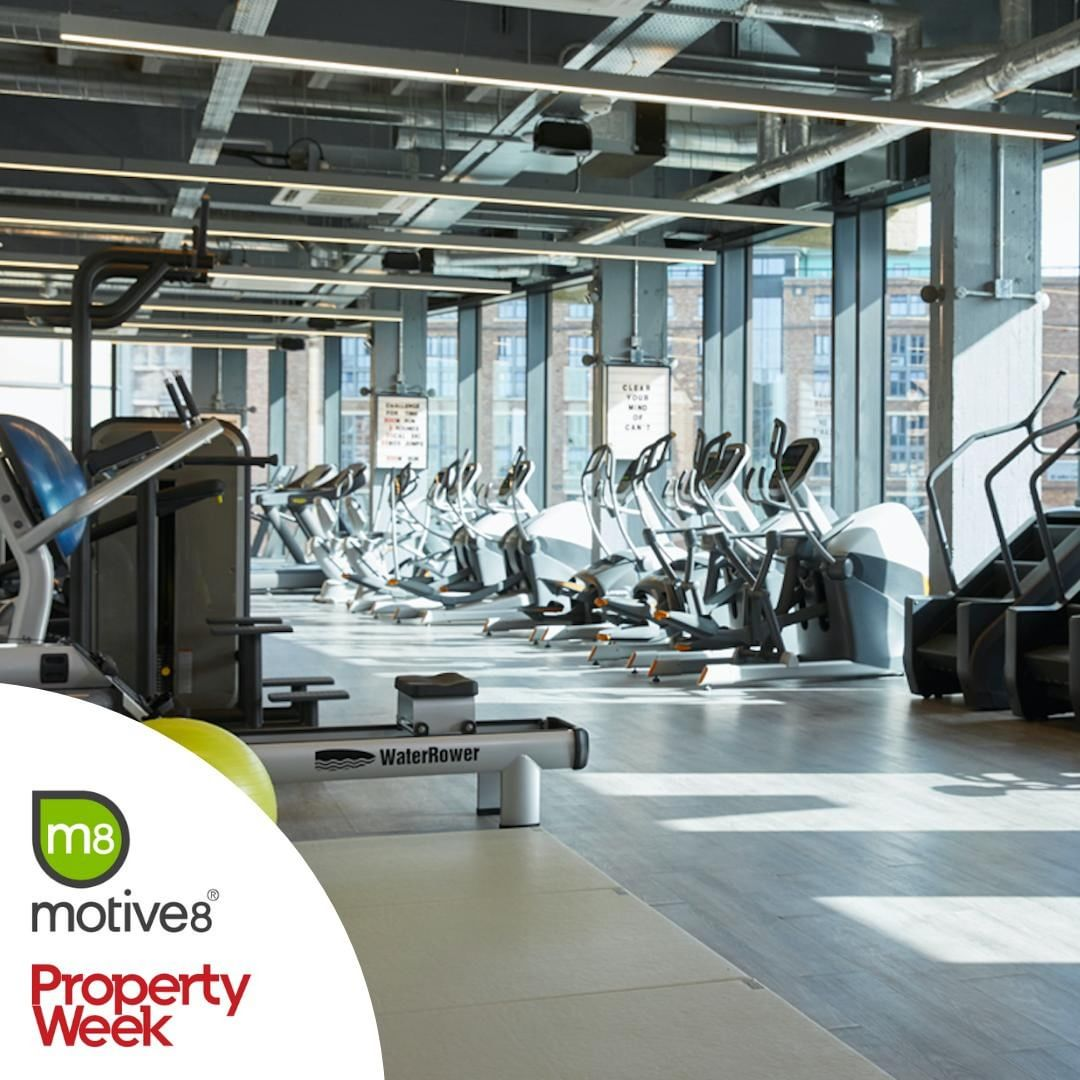 We recently worked with @propertyweek to produce a film promoting the many services of motive8, giving you an insight into our design, management and maintenance offering. Click the link in bio to see the video, which is now live the PWTV channel! #gymdesign #motive8 #services