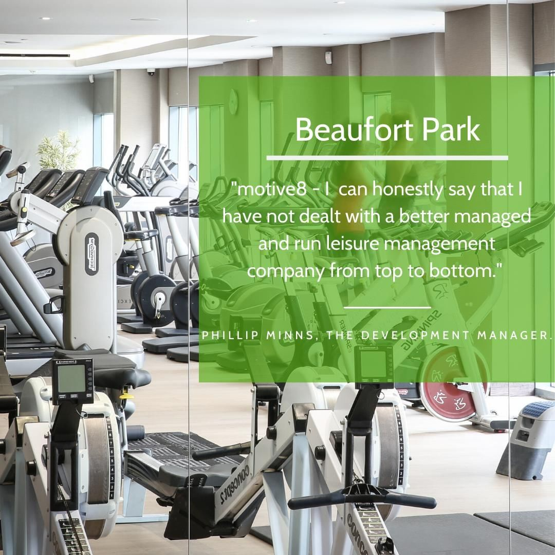 It's always nice to receive feedback from one of our long standing gym management clients. . . . . . . #testimonial #motive8 #gym #gymmanagement