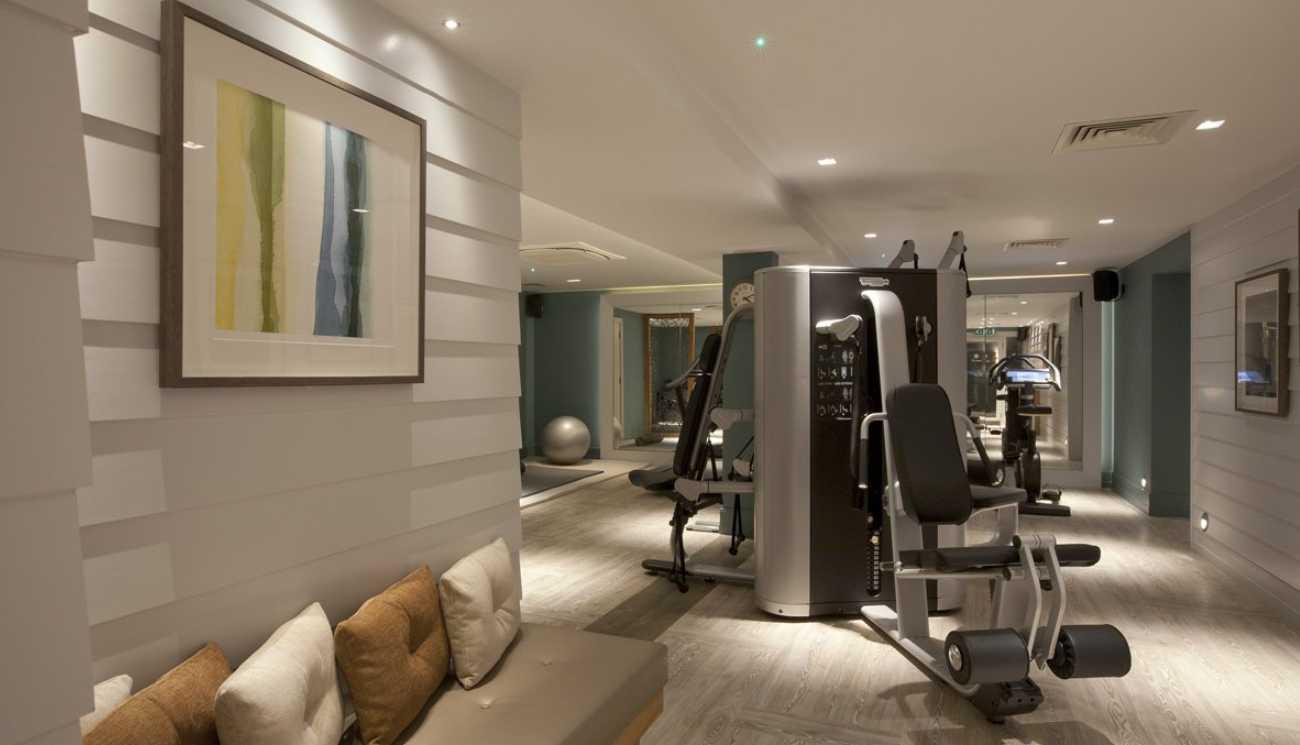 An award-winning gym & spa project (1)